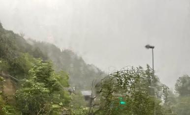 Tempesta de vent i aigua