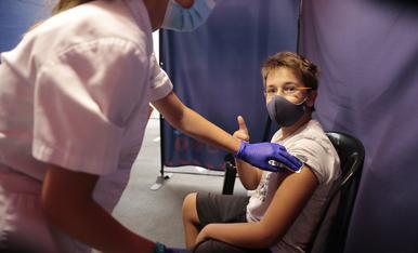 Vacunació de 12 a 15 anys