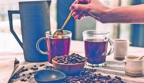 Es recomana no prendre més de quatre cafès al dia