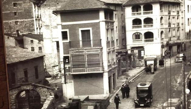 Escaldes antiga anys 40
