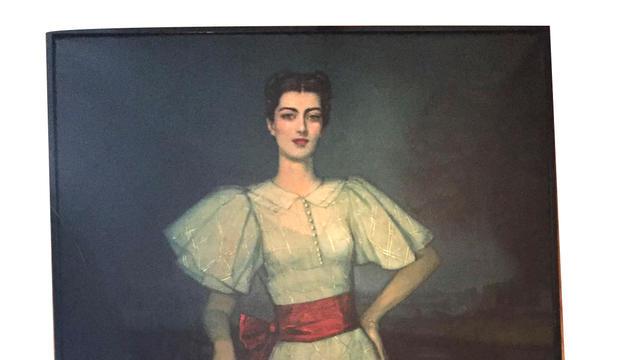 2. Un quadre de Federico Beltrán Massés, pintor de començament del segle XX nascut a Cuba i instal·lat a Espanya a principi del 1900.