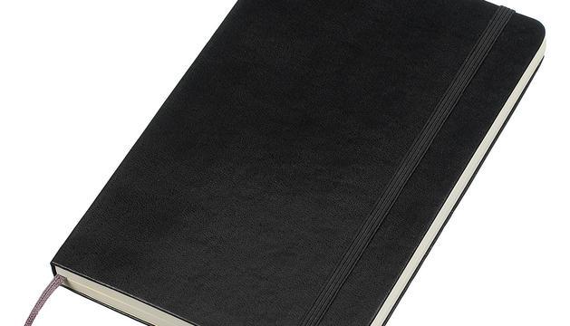 Sempre porto una llibreta, ho anoto tot, tant qüestions de reunions de treball com del dia a dia.