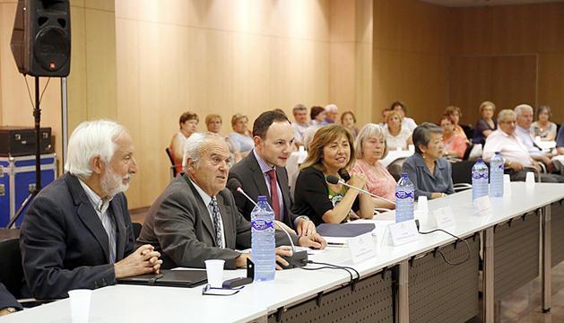 Unes 350 persones van participar a l'assemblea general.
