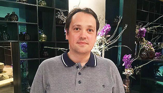 Eduard Ribó, impulsor de Parfumsnet