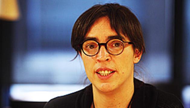 Déborah Ribas, presidenta de la Fundació Julià Reig