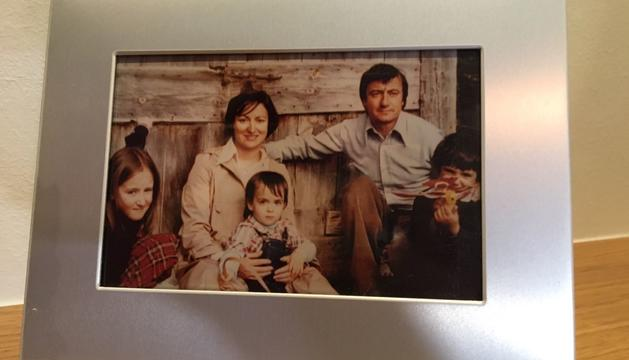 1. La família i els amics, que m'ajuden a tenir més perspectiva de les coses.