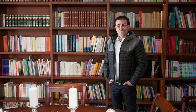Pepe Chisvert, a la biblioteca