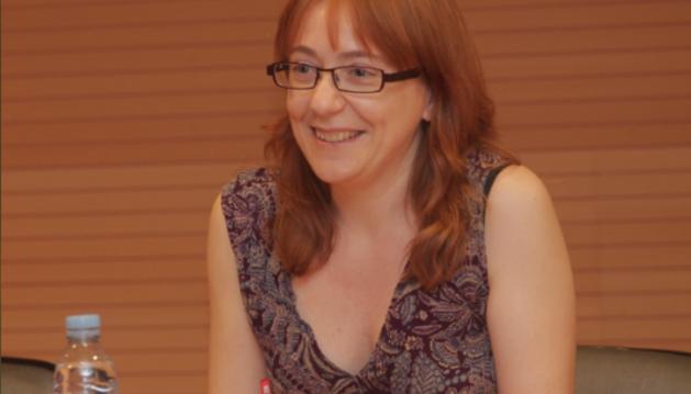 Marta Tafalla pateix anòsmia i és professora de filosofia a la Universitat Autònoma de Barcelona