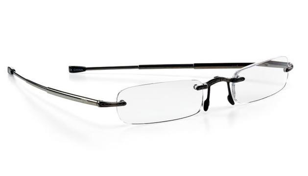 Cada cop necessito més les ulleres de prop ...