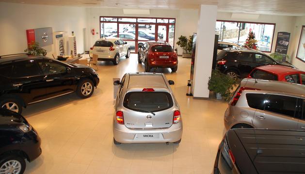 A l'octubre s'han matriculat 352 vehicles