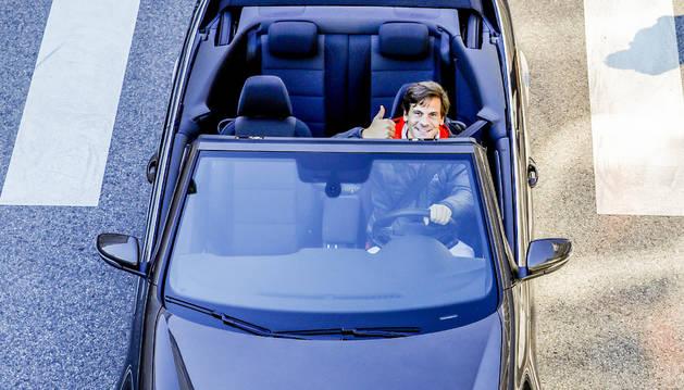 Pedregal pot gaudir de l'aire lliure amb el cotxe.