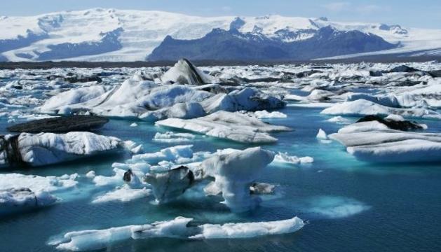 Imatge que va captar a Islàndia.