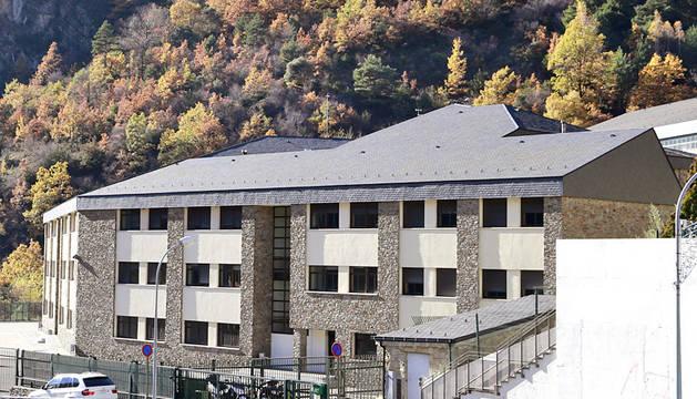 Vista de l'institut María Moliner.