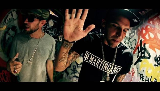 L'afició de Nacho Martín és la música rap
