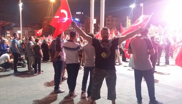 Pere Tavares a Turquia