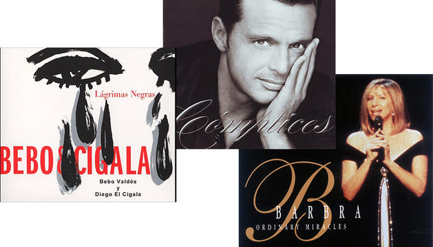 6. M'encanten Luis Miguel i Barbra Streisand.