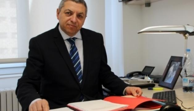 El director del Consell Regulador del Joc, Xavier Bardina