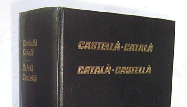 3. El diccionari català-castellà el tinc a mà.