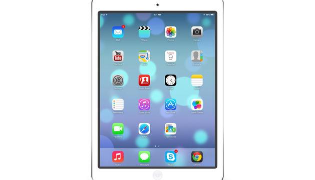 7. L'iPad ve amb mi quan viatjo, perquè m'ajuda a desconnectar veient pel·lícules.