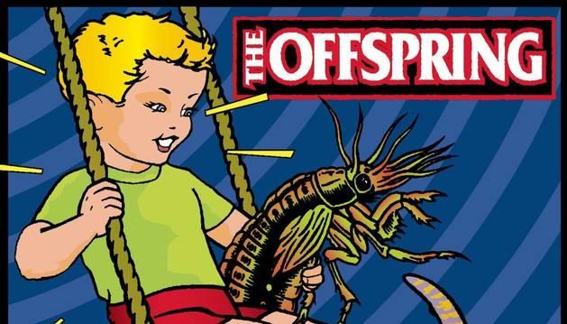 6. Quan entreno escolto força The Offspring.