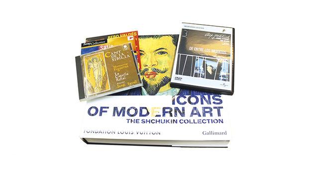 4. M'agrada la cultura i les arts, sobretot música i pintura.