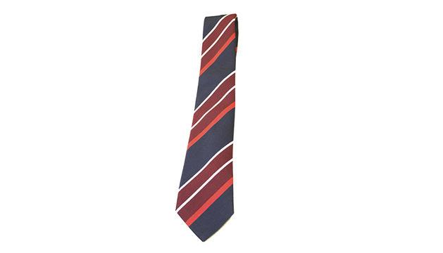 5. La corbata: educació i formalitat són valors que no s'han de descuidar en els temps que corren.