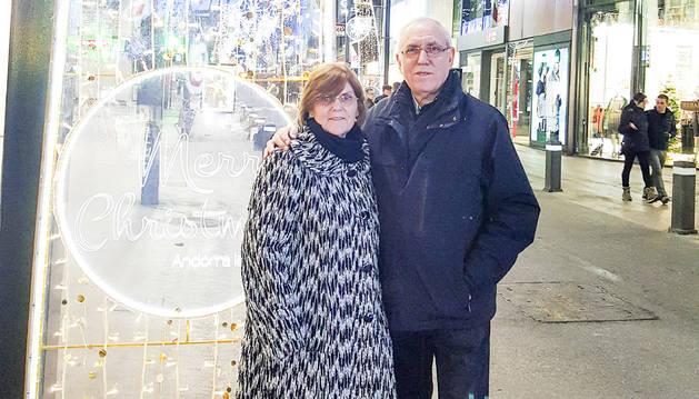 La Francesca Pifarré i l'Amadeu Pedra arriben al 2018 a les noces d'or.