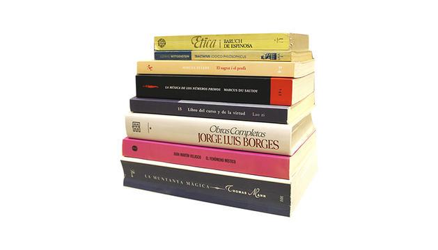 9. Primer els TBO i després els llibres: m'han obert i segueixen obrint-me nous mons.