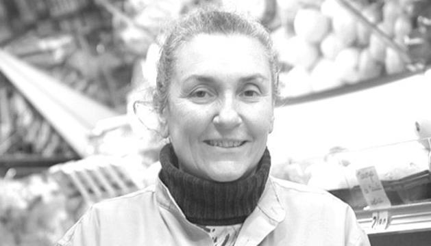 Lydia Magallón: la vida, ara en verd
