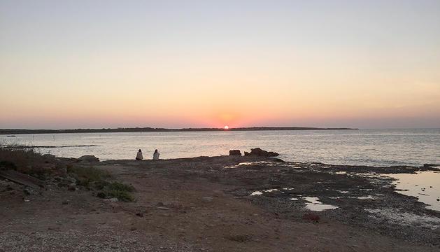9. Formentera és un lloc vital per a mi.