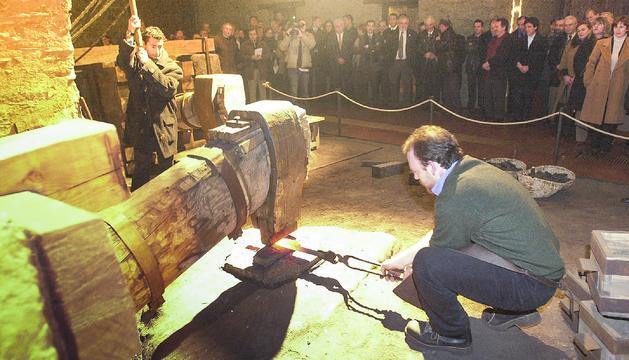 A la inauguració no hi va anar representants del comú d'Ordino com a protesta.
