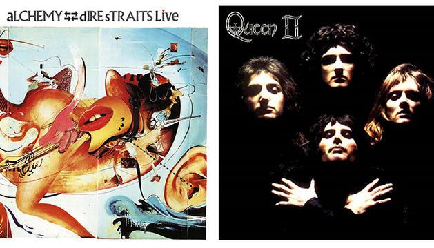 6. Aquests dos discs els tinc des dels 16 anys: van ser un regal que vaig valorar molt. Els escolto de tant en tant i m'encanten.