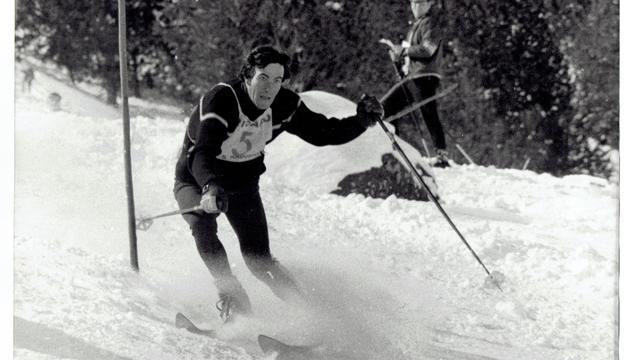 Un dels participants al primer Gran Premi Internacional d'Andorra (1967).