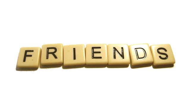 4. Les amistats i la gent que m'envolta són molt importants per a mi.