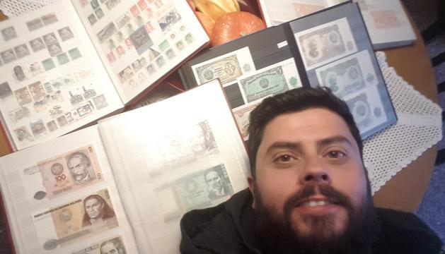 Un col·leccionista empedreït: còmics, monedes i segells