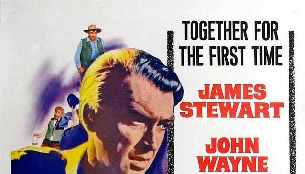 8. La pel·lícula L'home que va matar Liberty Valance és un clàssic de John Ford.