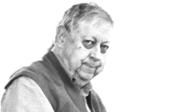 Lluís Canal: infectat de tinta