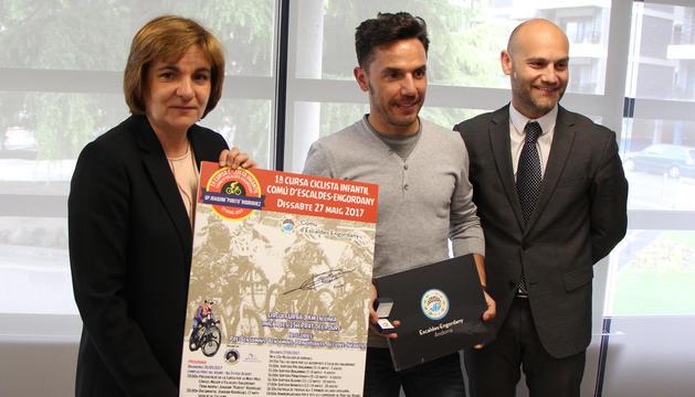 La primera cursa ciclista infantil GP Joaquim 'Purito' Rodríguez se celebrarà el proper 27 de maig a Escaldes-Engordany.