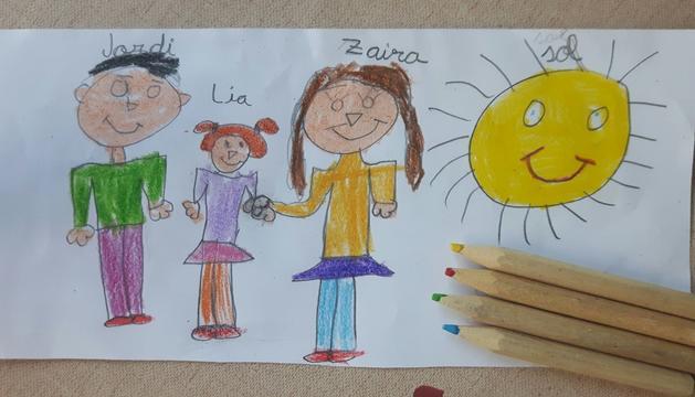 5. La família és molt important, especialment la meva filla.