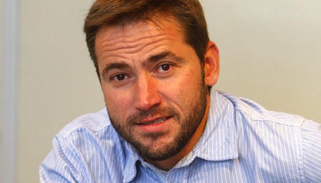Jordi Farré, director adjunt dels bombers.
