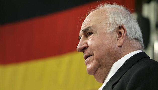 Kohl va ser l'últim canceller de l'RFA i el primer del país reunificat.