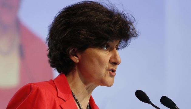 La ministra francesa de Defensa, Sylvie Goulard, ha demanat no ser al nou executiu.