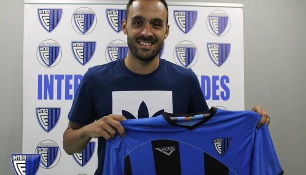 Sergio Moreno, nou fitxatge de l'Inter Escaldes