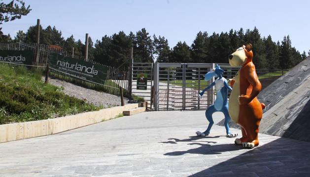 La reobertura de Naturlandia als visitants no té cap data prevista.