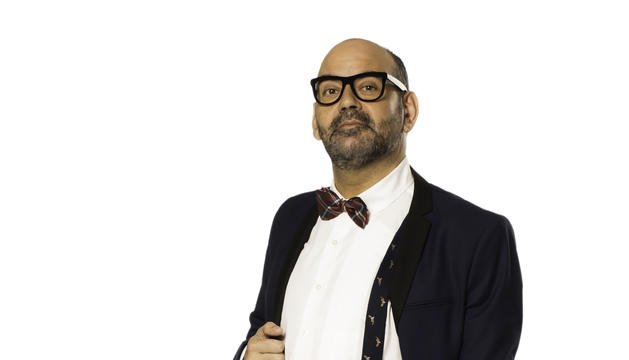 El presentador Jose Corbacho.