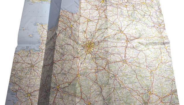 9. Tinc totes les tecnologies però el mapa és la millor eina per planificar. També m'agraden molt els viatges de proximitat.