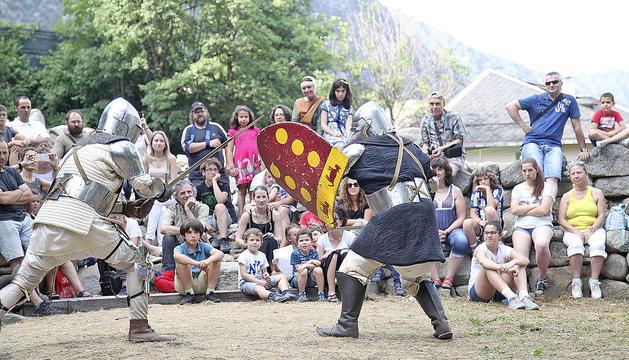 L'edat mitjana torna al jaciment de la Margineda