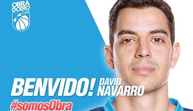 David Navarro.