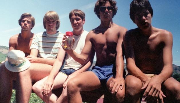 Els cinc amics el 1982