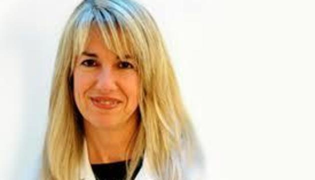 La psiquiatra perinatal Gracia Lasheras.